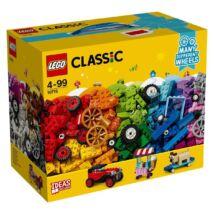 LEGO Classic Kockák és kerekek 10715