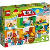 LEGO DUPLO Town Kisvárosi tér 10836