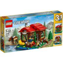 LEGO Creator Tóparti házikó