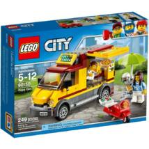 LEGO City Great Vehicles Pizzás furgon 60150