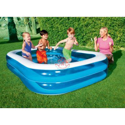 Kék családi medence 262x175x51 cm Bestway
