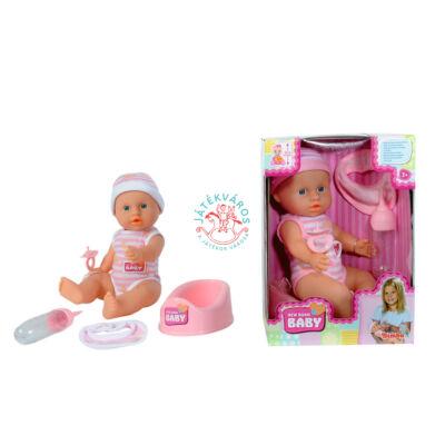 Simba Pisilős New Born újszülött baba