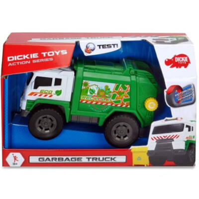 Garbage truck Kukásautó funkciós 20 cm