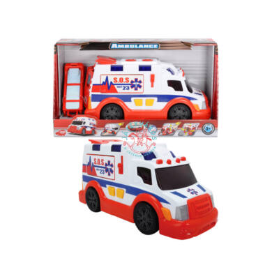Action Series mentőautó-funkciós