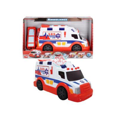 Action Series mentőautó-funkciós Dickie Toys