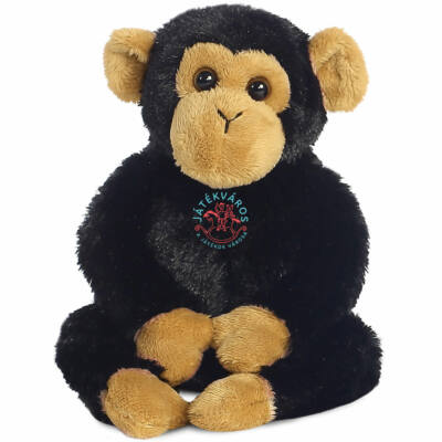 Aurora CLYDE csimpánz majom plüss 20 cm