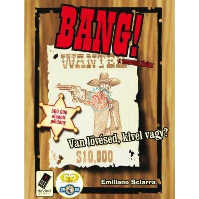 Bang! Társasjáték kártyajáték