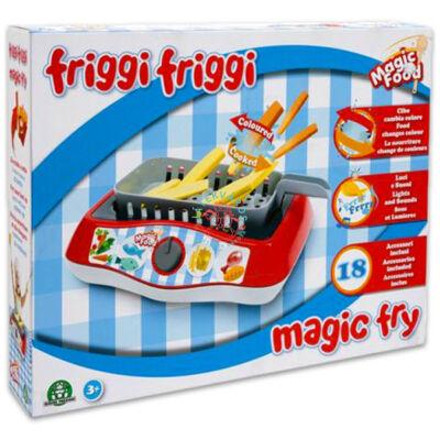 Friggi friggi magic fry  játék ételsütő