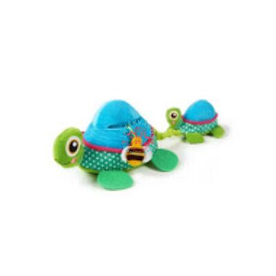 OOPS Többfunkciós babajáték Teknős