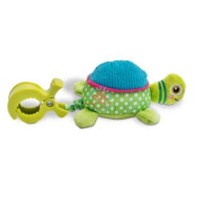 OOPS csipeszes vibráló babajáték Teknős