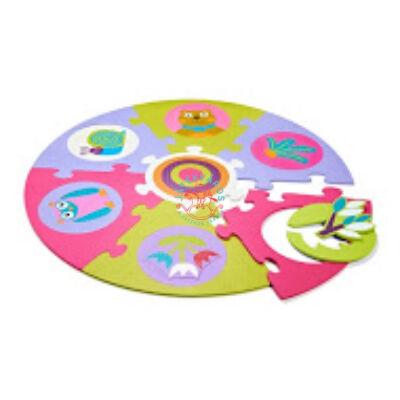 OOPS Habszivacs puzzle játékszőnyeg Erdőlakók