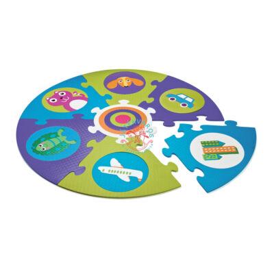 OOPS Habszivacs puzzle játékszőnyeg Városlakók