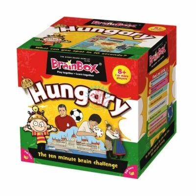 Brainbox Hungary  memória és kvíz kérdés társasjáték