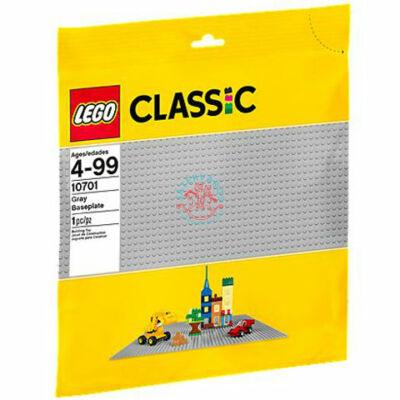 LEGO Classic szürke alaplap 10701