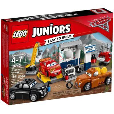 LEGO Juniors Füsti műhelye 10743