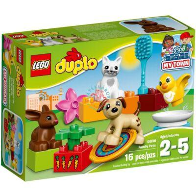 LEGO DUPLO Town Házikedvencek 10838