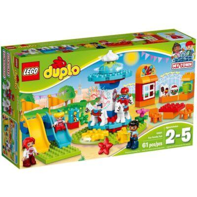 LEGO DUPLO Town Családi vidámpark 10841
