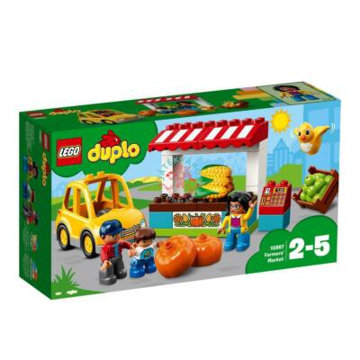A LEGO DUPLO Town Farmerek piaca 10867