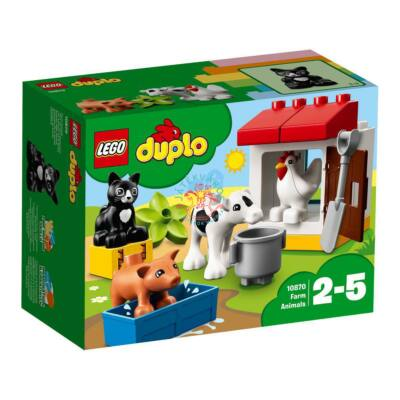 LEGO DUPLO Town Háziállatok 10870
