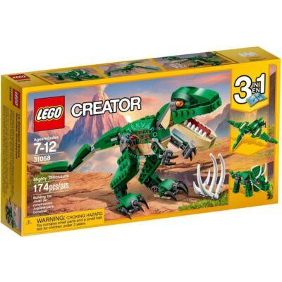 LEGO Creator Hatalmas dinoszaurusz 31058
