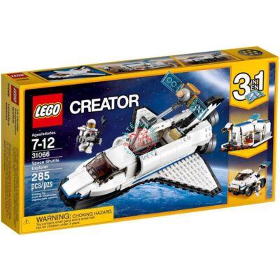 LEGO Creator Űrsikló felfedező 31066