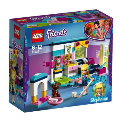 LEGO Friends Stephanie hálószobája 41328
