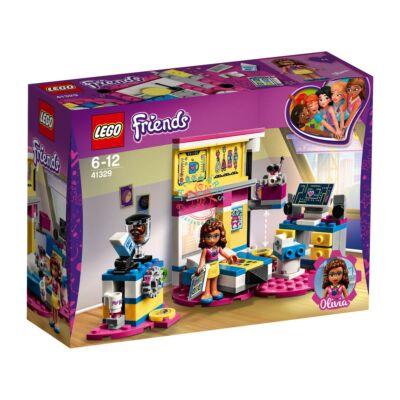 LEGO Friends Olivia luxus hálószobája 41329