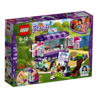 LEGO Friends Emma mozgó gallériája 41332