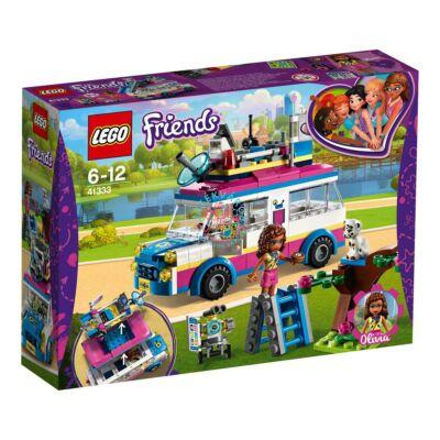 A LEGO Friends Olivia különleges járműve 41333