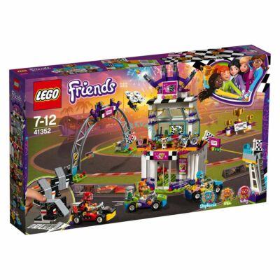 Lego Friends A nagy verseny 41352