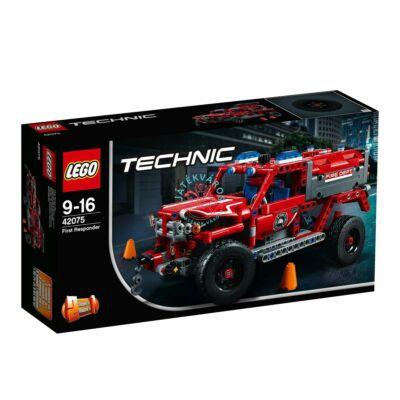 Lego Technic Mentőjármű 42075