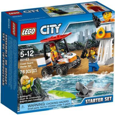 LEGO City Coast Guard Parti őrség kezdőkészlet 60163