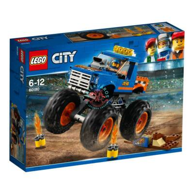 LEGO City Great Vehicles Óriási teherautó 60180