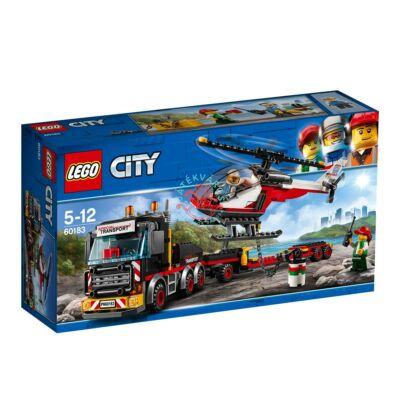 LEGO City Great Vehicles Nehéz rakomány szállító 60183