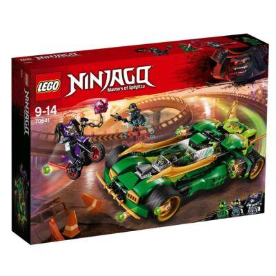 Lego Ninjago Nindzsa éjjeli lopakodó 70641