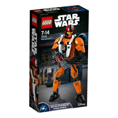 LEGO Constraction Star Wars Poe Dameron 75115