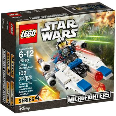 LEGO Star Wars TM  U-szárnyú™ Microfighter 75160