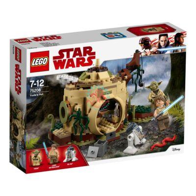 Lego Star Wars  Yoda kunyhója 75208