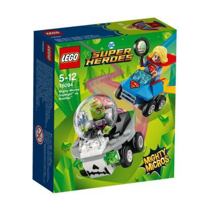LEGO Super Heroes Mighty Micros: Supergirl™ vs. Brainiac™ 76094