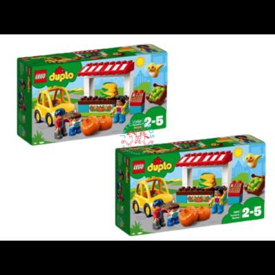 LEGO DUPLO  Farmerek PIACA KIHAGYHATATLAN AKCIÓS CSOMAG