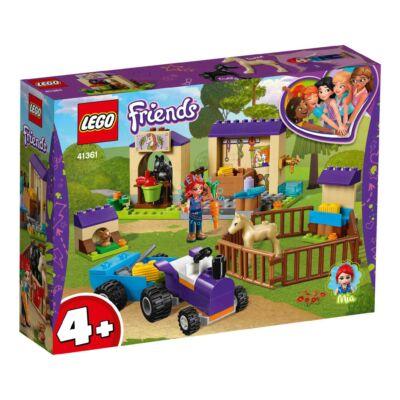 LEGO Friends Mia istállója 41361