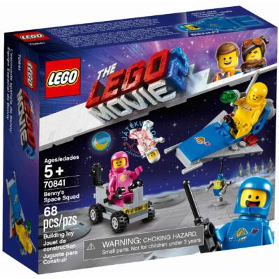 LEGO Movie Benny űrosztaga 70841