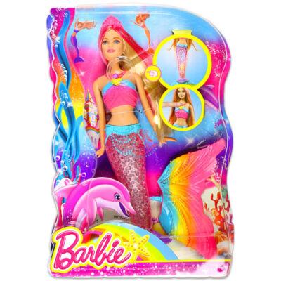 Barbie Dreamtopia Szivárványsellő baba