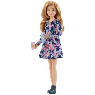 Barbie Szkipper szeplős bébiszitter baba
