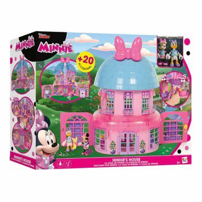 Minnie egér: Minnie háza játékkészlet