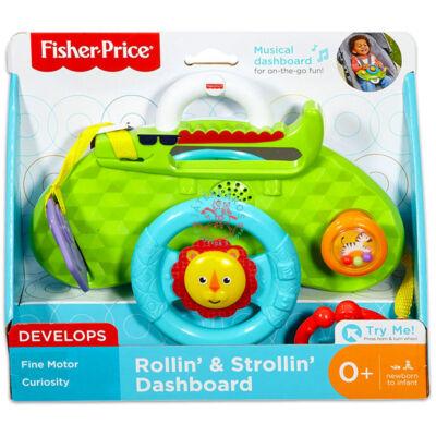 Fisher-Price  Játékos műszerfal