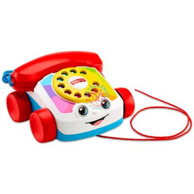 Fisher Price Készségfejlesztő klasszikus tárcsás telefon bébijáték