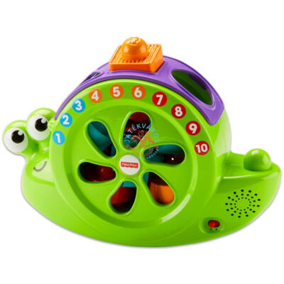 Fisher-Price Zenélő csiga-biga