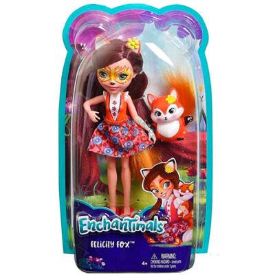 EnchanTimals  Felicity Fox baba figurával