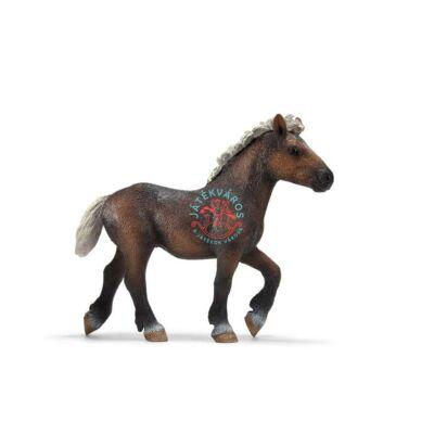 SCHLEICH Schwarzwaldi 1 éves csikó ló